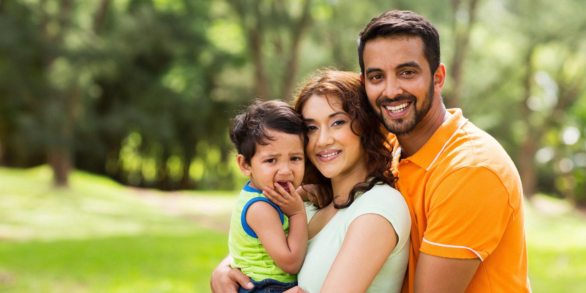 Steun geven aan gezinnen jongeren en volwassenen